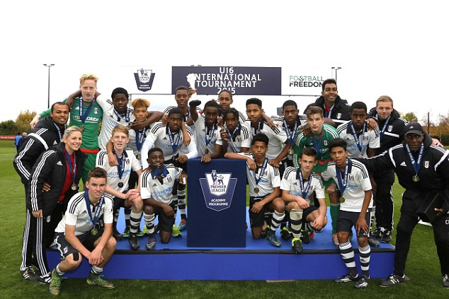 Double triumph for Kevin Betsy's young stars as they shine again in International Cup