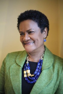 Campaigner: Marie-Pierre Lloyd, the Seychelles High Commissioner in London