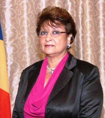 Breakthrough: Macsuzy Mondon is Designated Minister, the first woman to hold the post