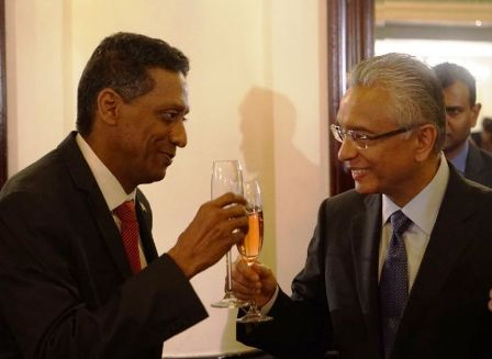 Special relationship: President Danny Faure and Prime Minister Pravind Jugnauth