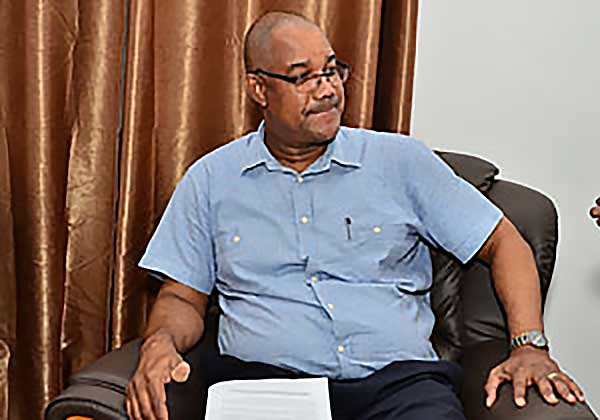 Decision time for Seychelles: Dr Patrick Herminie